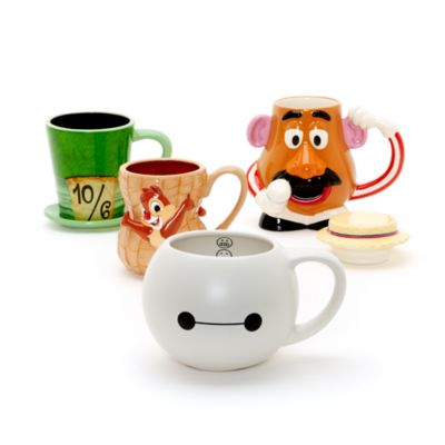 Mr Potato Head Mug With Lid, Toy Story