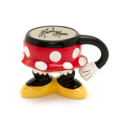 Demi-mug Minnie Mouse