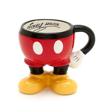 Mickey Mouse Half Mug