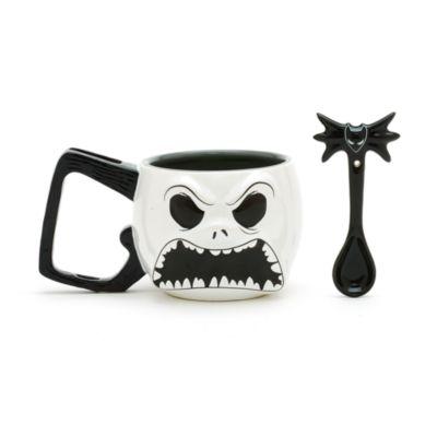 Jack Skellington Mug with Spoon