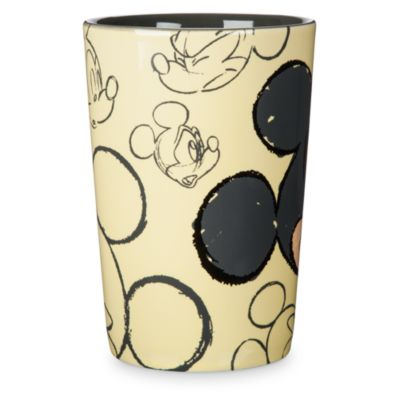 Taza bocetos Mickey Mouse