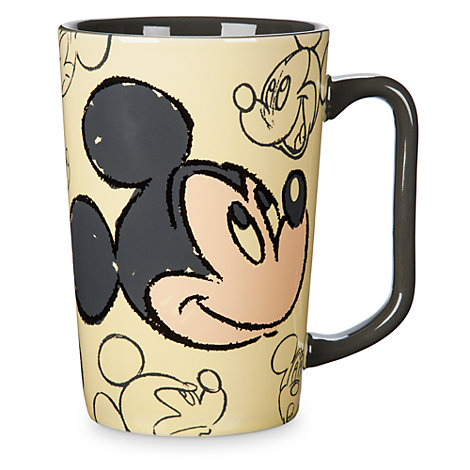Mickey Mouse Sketches Mug