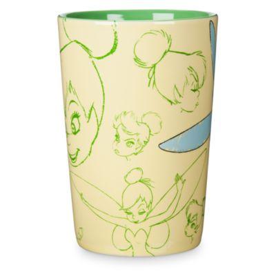Tinker Bell Sketches Mug