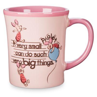 Mug Porcinet avec citation