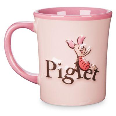 Taza con inscripción Piglet