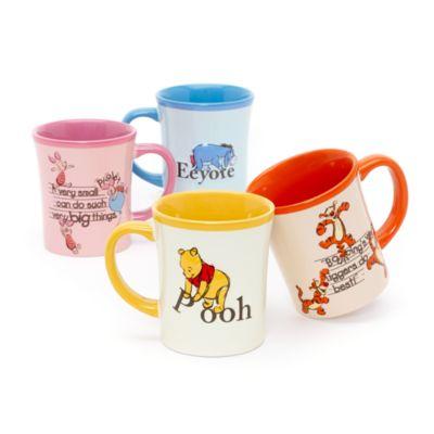 Winnie the Pooh Quote Mug