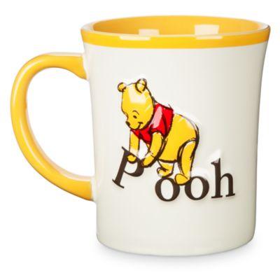 Taza con inscripción Winnie the Pooh
