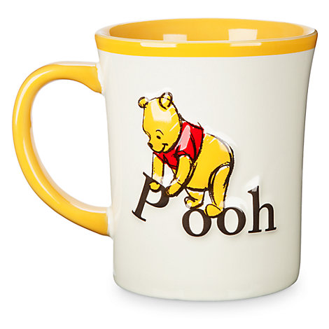 Tazza con citazione Winnie the Pooh