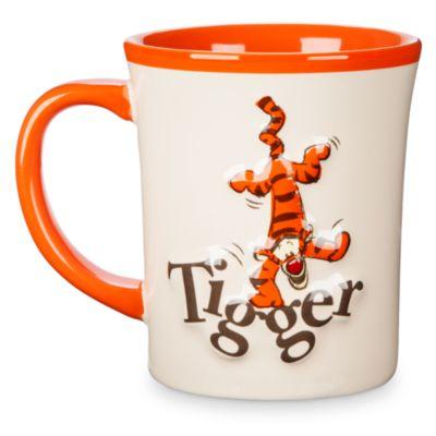 Tiger mugg med text