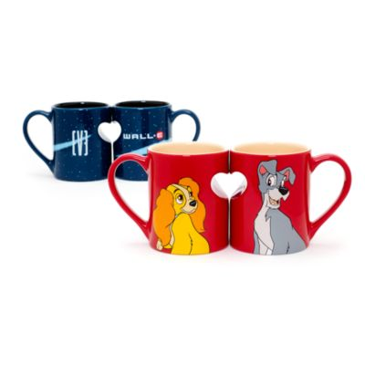 Tramp Couple Mug, Lady and the Tramp