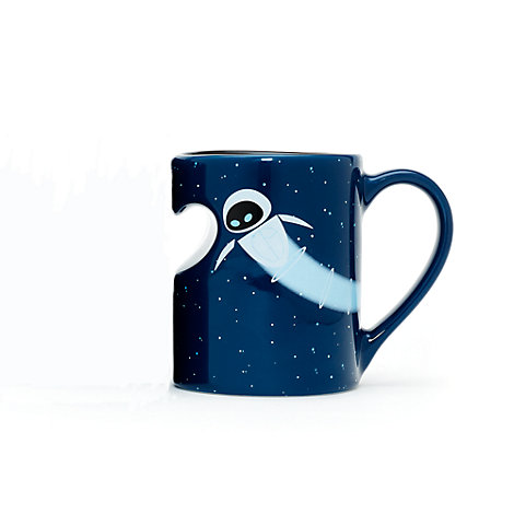 Mug de couple EVE, WALL.E