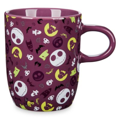 Taza Jack Skelleton