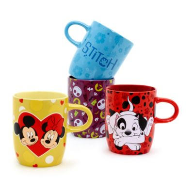 Micky und Minnie Maus - Becher