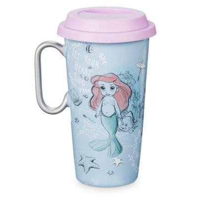 Mug voyage, Collection Disney Animator