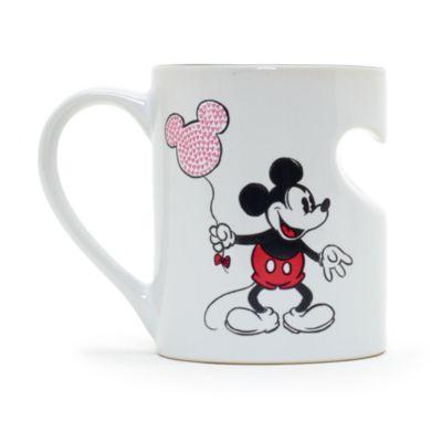 Mickey Mouse Couple Mug