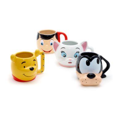 Goofy - Becher mit Figur