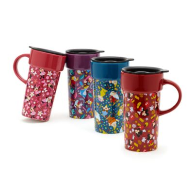 Seven Dwarfs Travel Mug