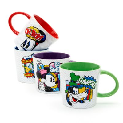 Mug Pop Art Mickey Mouse