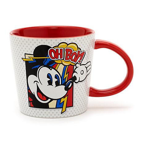 Taza Pop Art Mickey Mouse