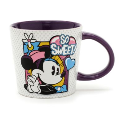 Taza Pop Art Minnie Mouse