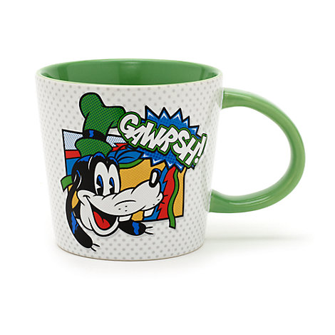 Goofy - Becher im Pop-Art-Stil