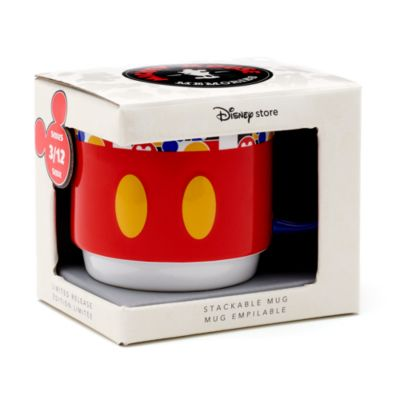 Taza apilable, Mickey Mouse Memories (3 de 12)