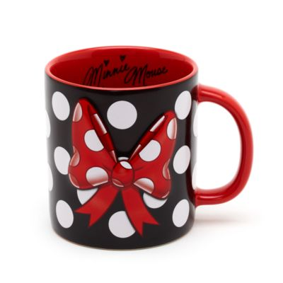 Minnie Mouse Bow Mug