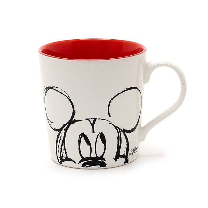 Mickey Mouse Sketch Mug