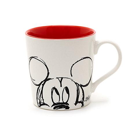Mickey Mouse Sketch Mug