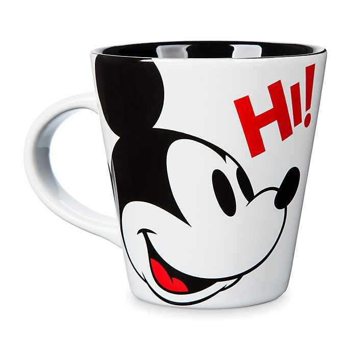 Taza clásica Mickey Mouse, Disney Store