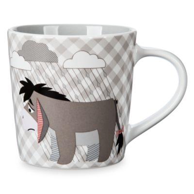 Mug Bourriquet à imprimé vichy