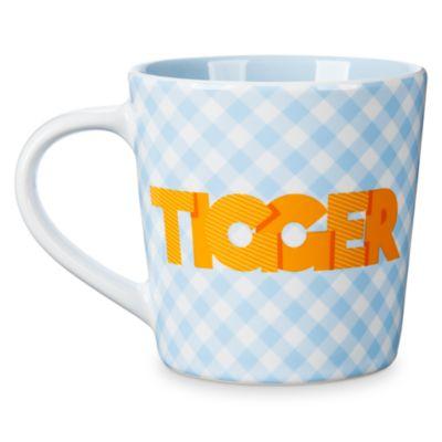 Tigger Gingham Mug