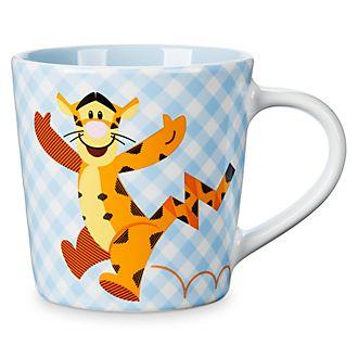 Disney Store Tigger Gingham Mug