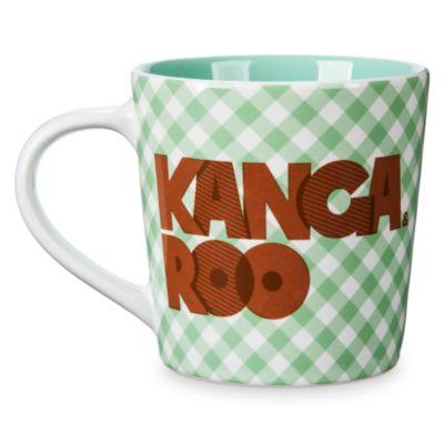Kanga und Ruh - Becher mit Karomuster