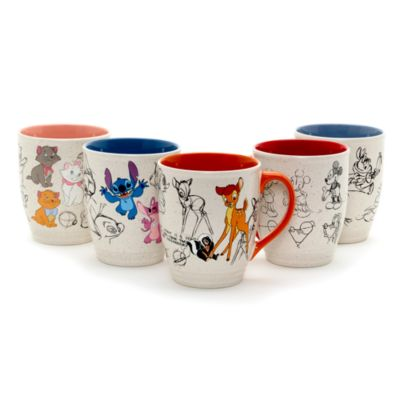 Bambi Animated Mug