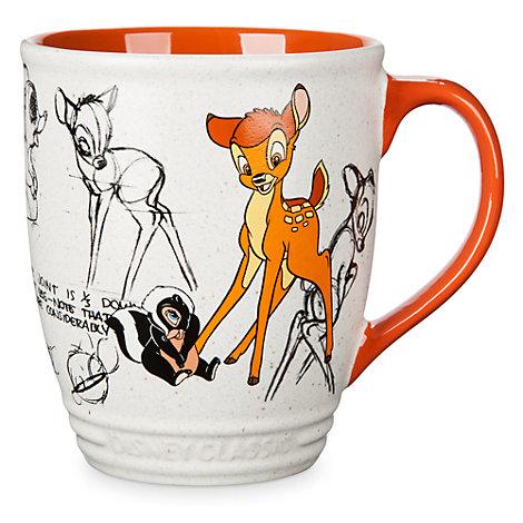 Taza animada Bambi