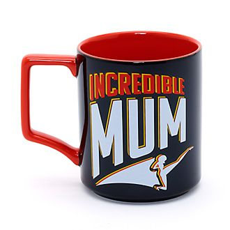 Disney Store Mug Incredible Mum, Les Indestructibles
