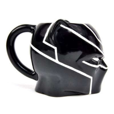 Taza con forma Black Panther