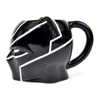 Black Panther Figural Mug