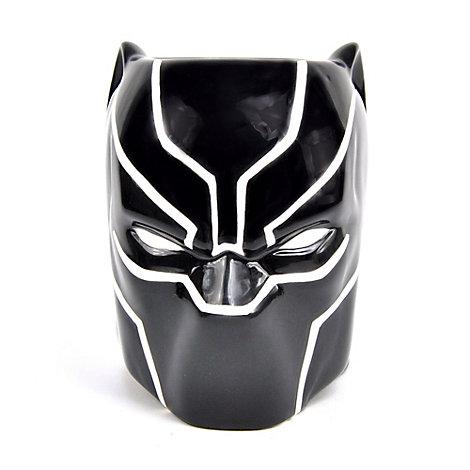 Black Panther - Becher mit Figur