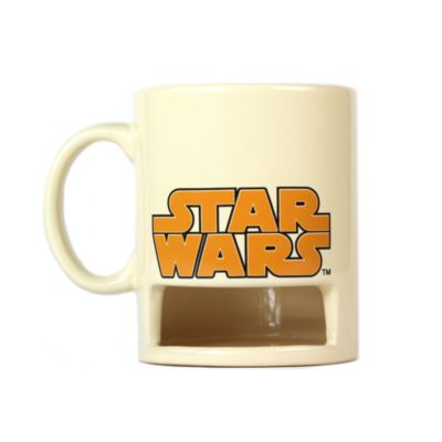 Star Wars - Chewbacca Becher mit Cookie-Fach