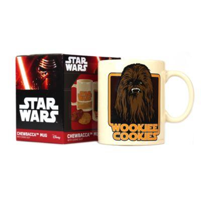 Taza de Chewbacca con soporte para galletas, Star Wars