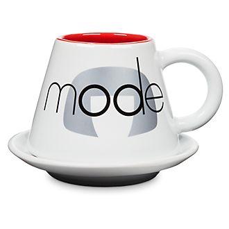 Set de taza y platito Edna Moda, Los Increíbles 2, Disney Store