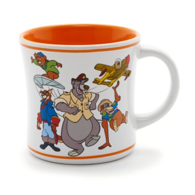 Mug rétro Super Baloo, Le Livre de la Jungle