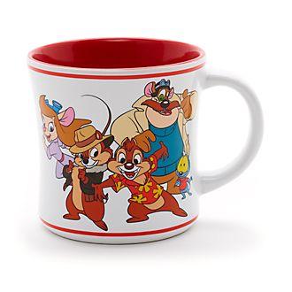 Disney Store Mug rétro Tic et Tac, les rangers du risque