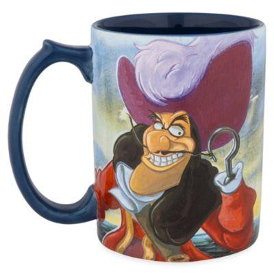 Mug classique Capitaine Crochet