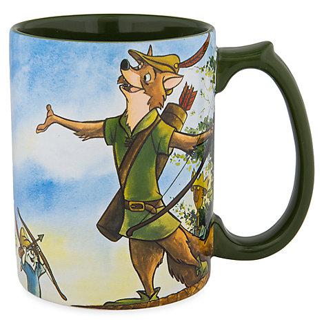 Robin Hood - Klassischer Becher