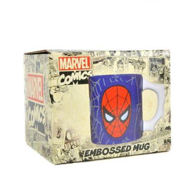 Tazza con immagine a rilievo Spider-Man