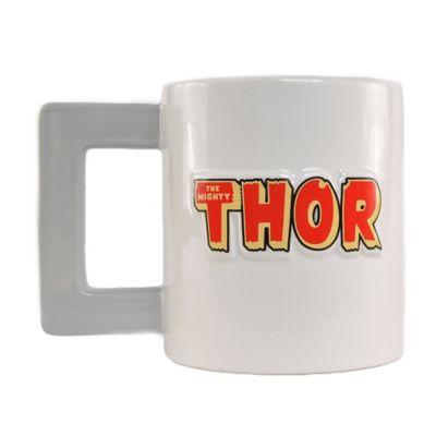 Taza con relieve de Thor