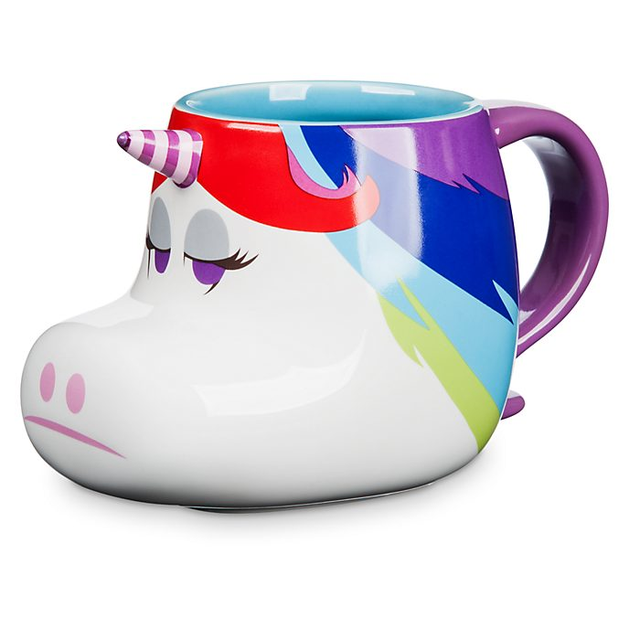 Rainbow Unicorn Mug, Inside Out